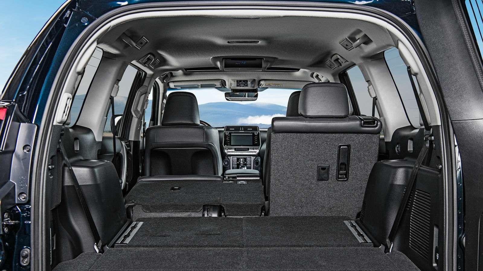Обновленный Toyota Land Cruiser Prado подорожал: цены икомплектации— фото 806260