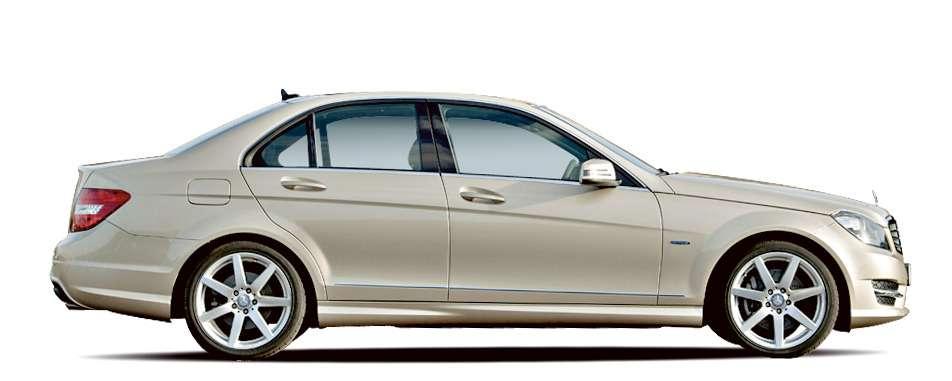 C-Klasse Limousine