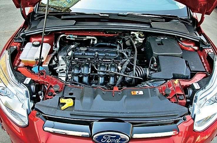 Длянового «Фокуса» предложат три бензиновых (105, 125, 150 л.с.) иодин дизельный (140 л.с.) двигатель.