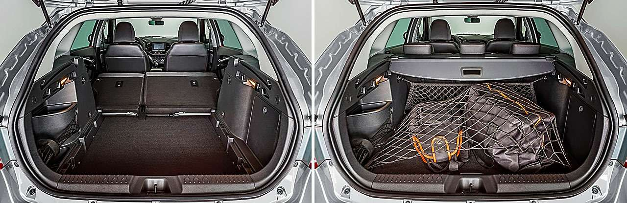 Lada Vesta SWCross— первый тест-драйв— фото 796508