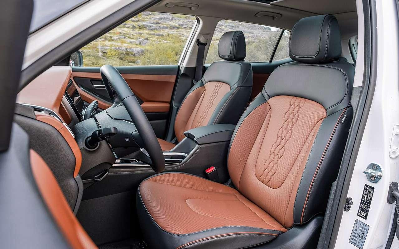 Новая Hyundai Creta: все изменения (бонус— видеотест)— фото 1283991
