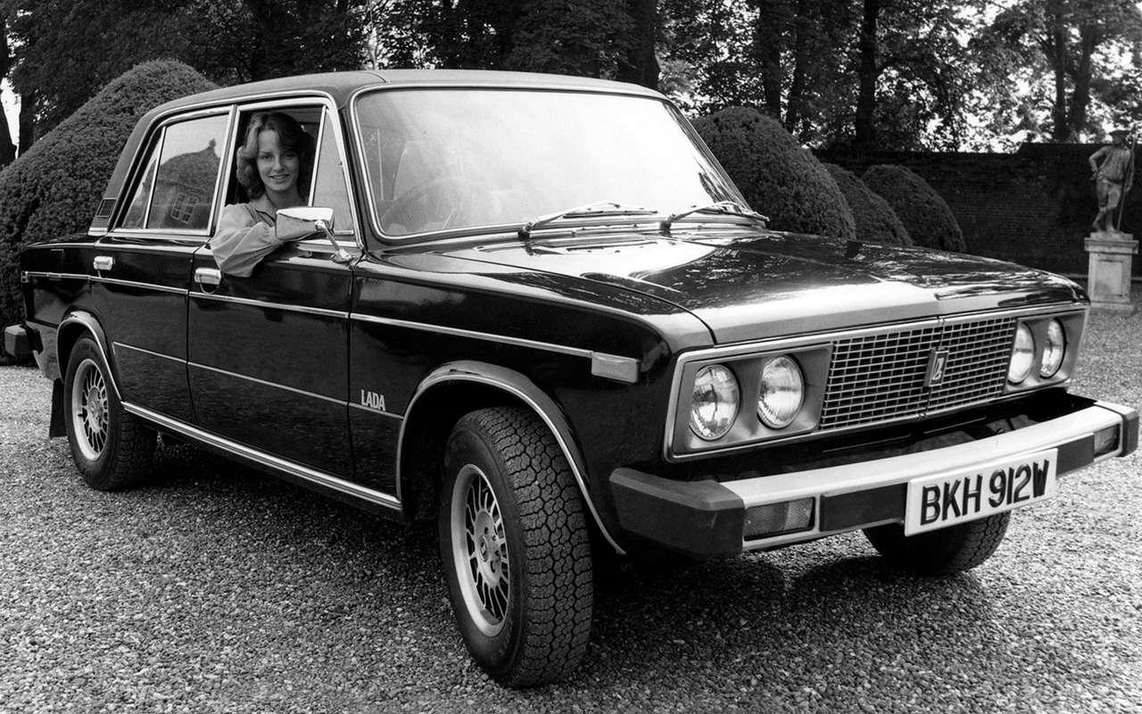 18советских автомобилей справым рулем— итакое было!— фото 980934