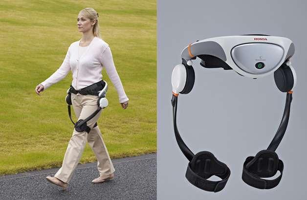nocopyright honda walking assist device