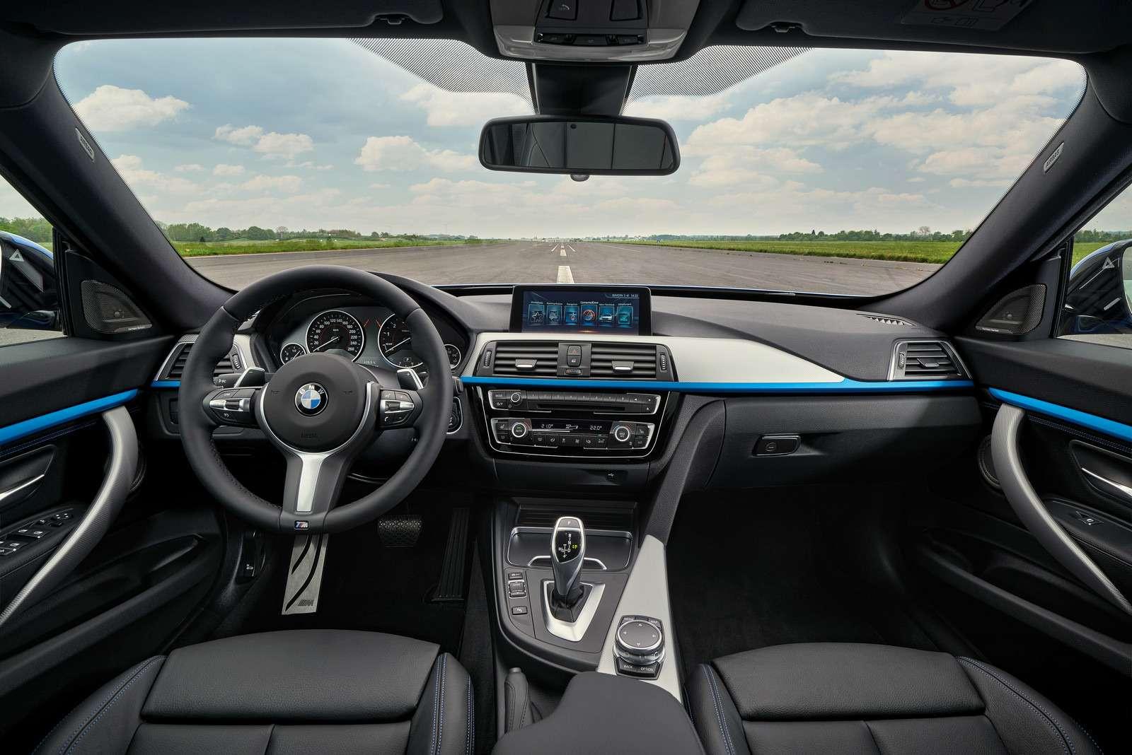 Обновленный BMW 3-й серии GT: урок эффективного менеджмента— фото 593874
