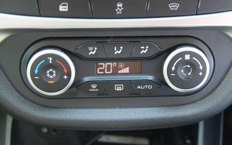 Lada Vesta Cross седан— новые подробности