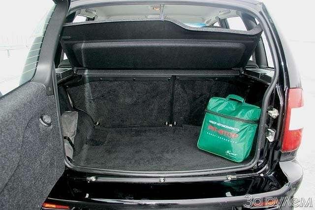 Модернизация Chevrolet Niva. Приятные мелочи— фото 62695