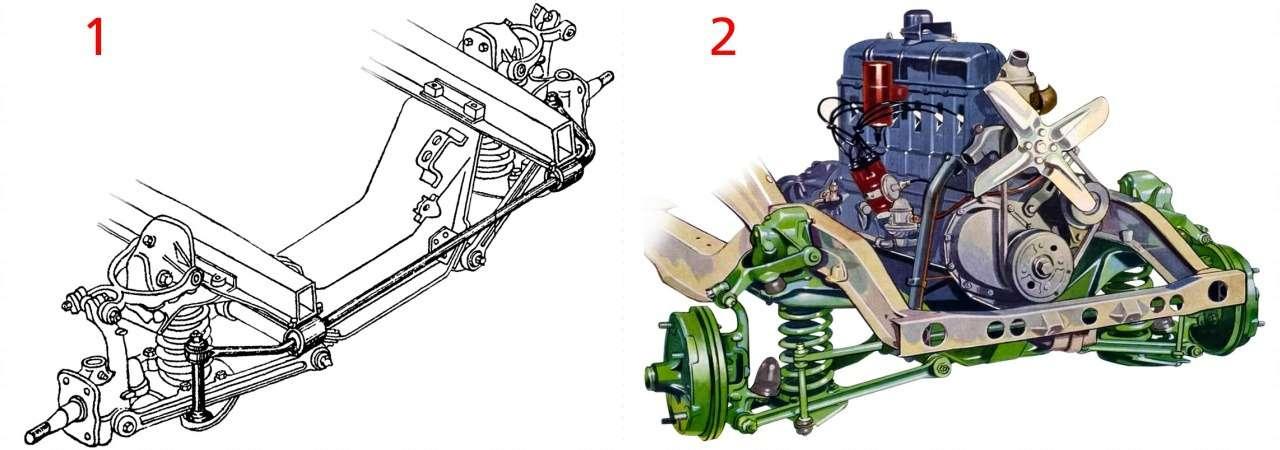 Победа ГАЗ-М20— чья копия?— фото 853589