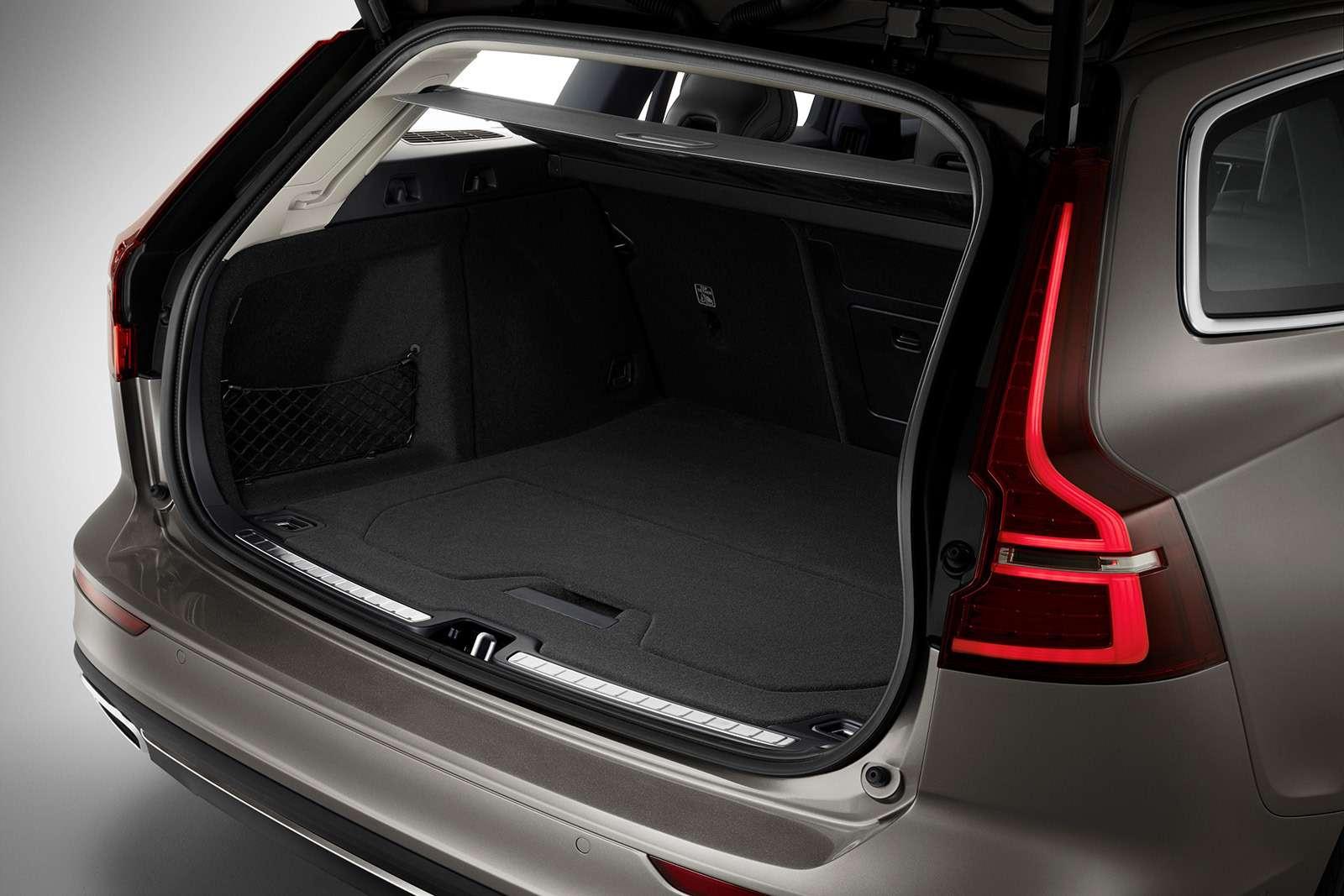 Volvo представила V60: семейный, роскошный ине длянас— фото 847548
