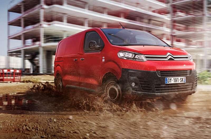 Peugeot Traveller, Expert, Citroen SpaceTourer иJumpy: теперь все сполным приводом