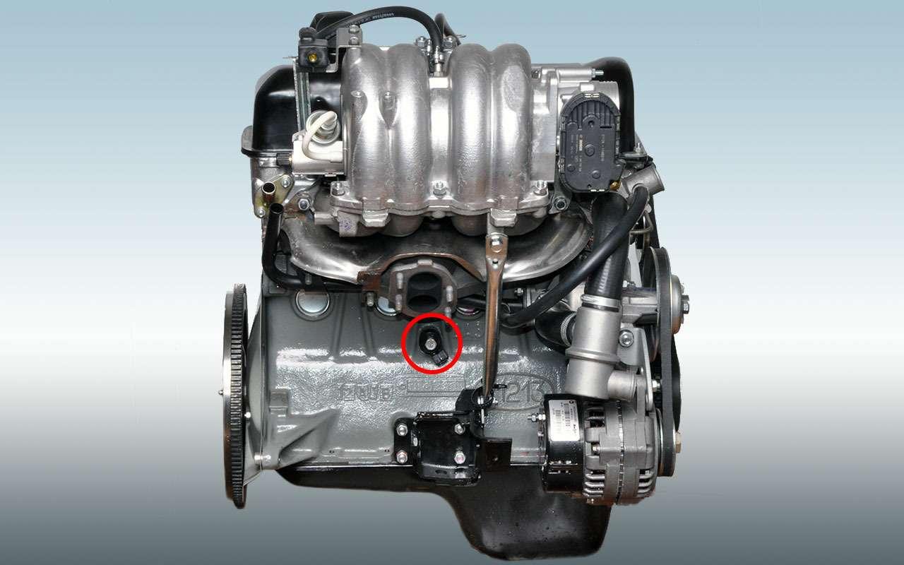 Детонация вдвигателе: откуда она берется ичем грозит— фото 768396