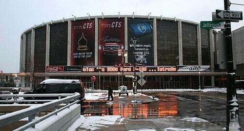 Детройт 2009: Автопром скорее жив...— фото 91779