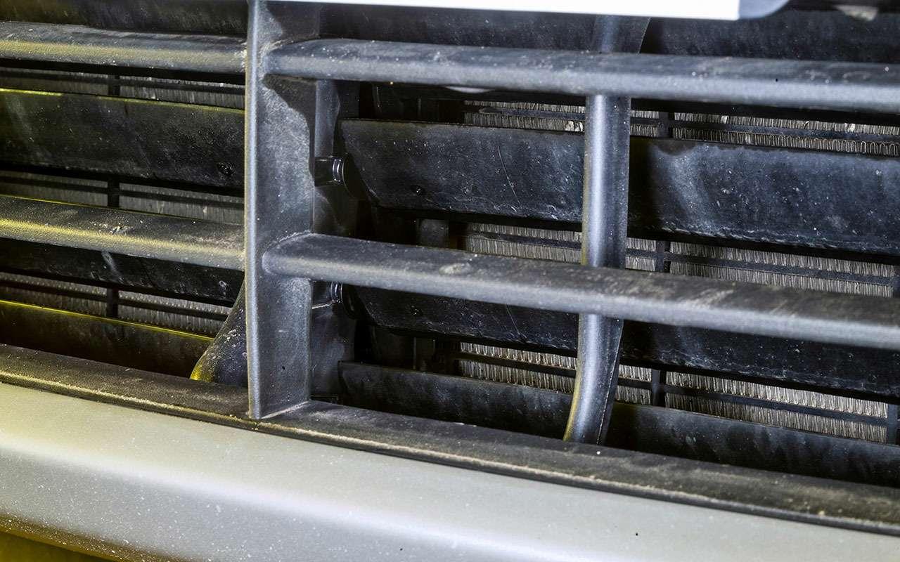 Нужна лисегодня картонка перед радиатором?— эксперимент наЛаде— фото 1069075
