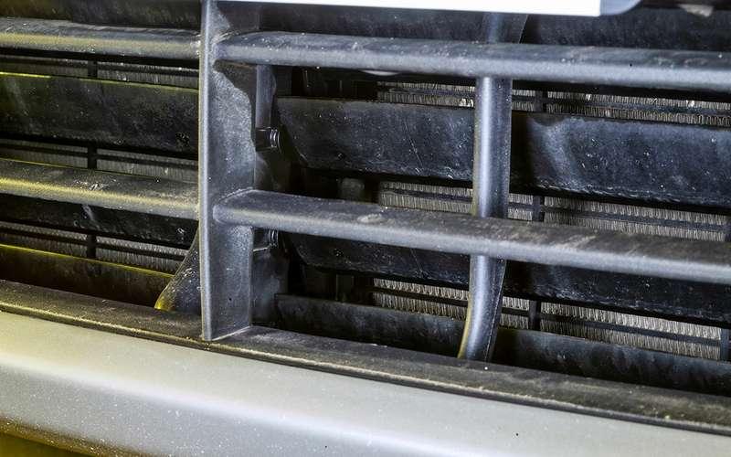 Нужна лисегодня картонка перед радиатором?— эксперимент наЛаде