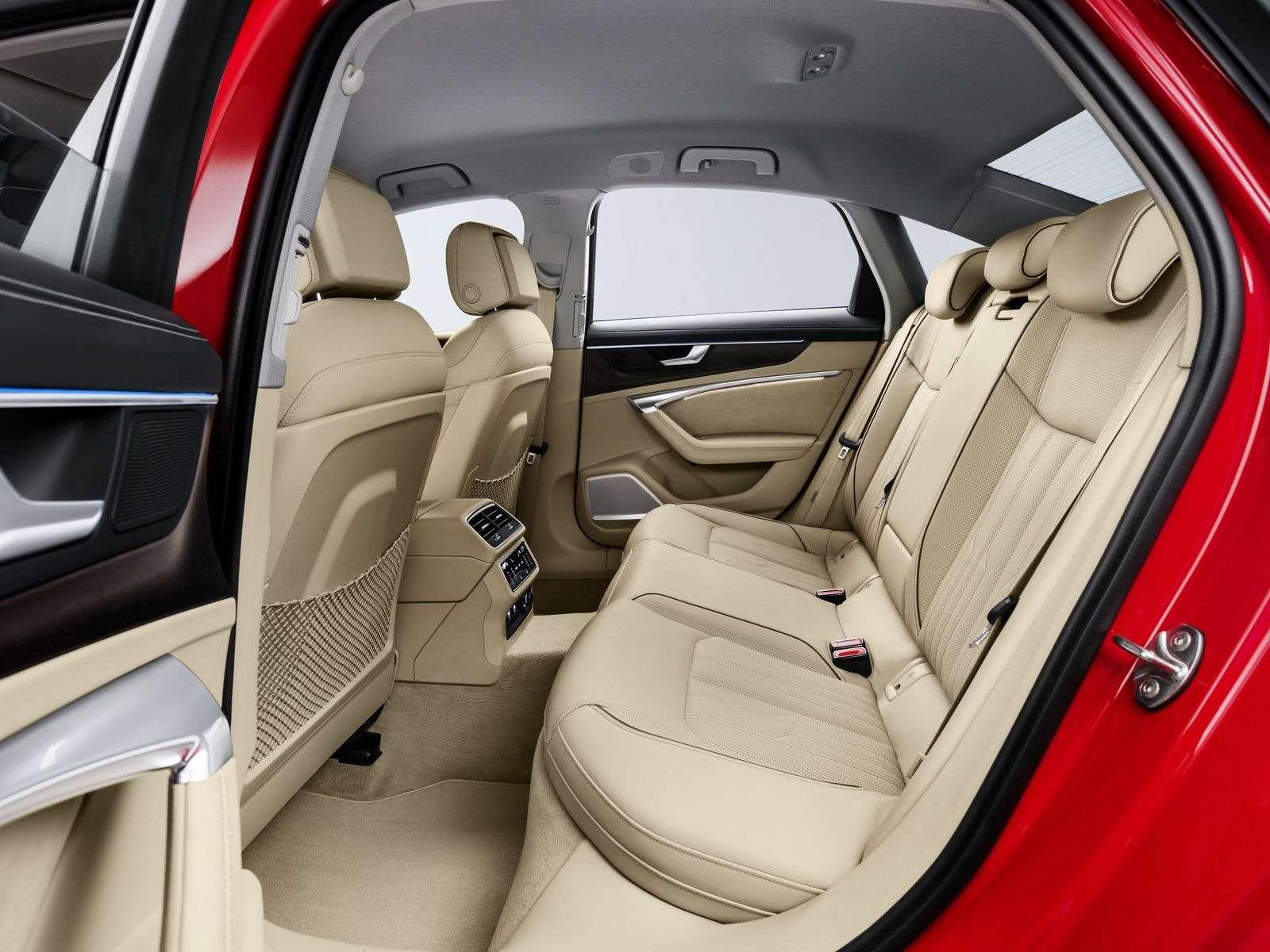 Новый Audi A6: найди десять отличий— фото 849221