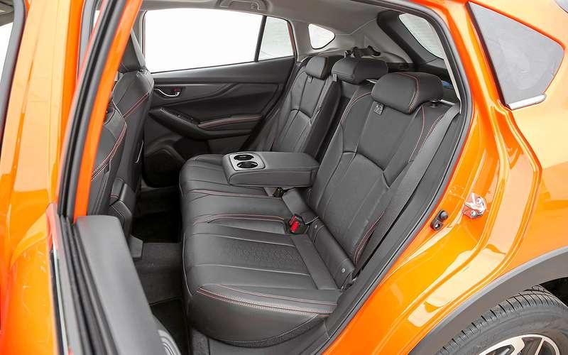 Новый Subaru XVпротив Nissan Qashqai иMitsubishi ASX— большой тест ЗР