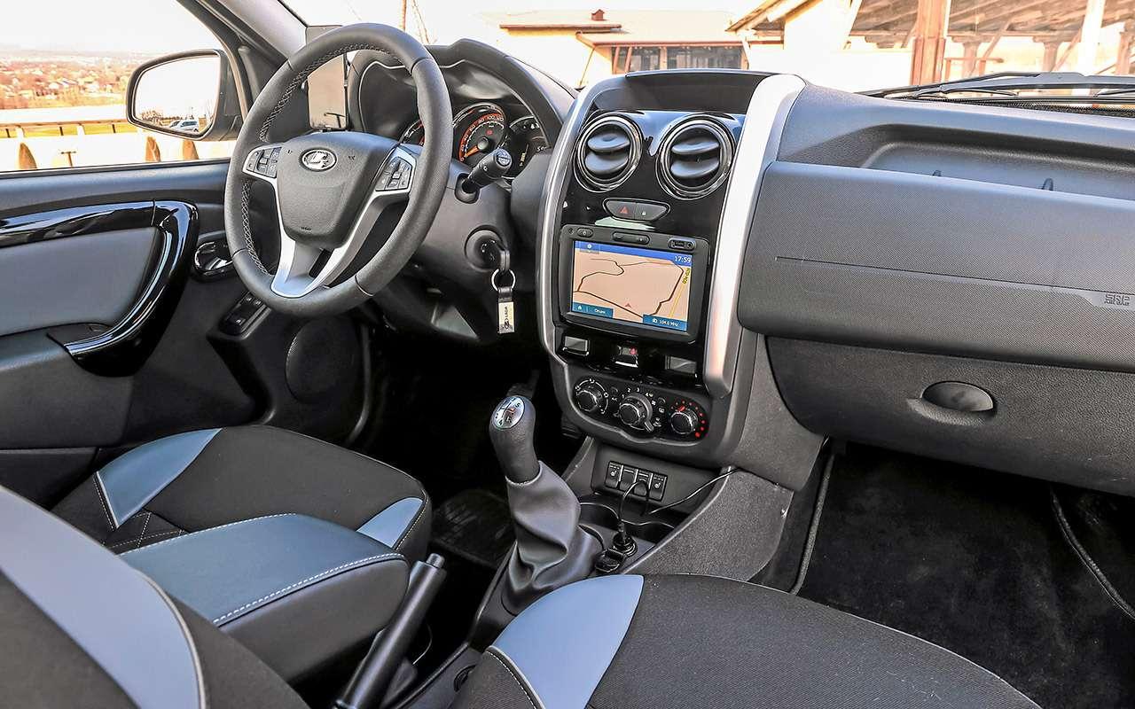 Lada Largus 2021с новым мотором: тест-драйв ивидео— фото 1239629