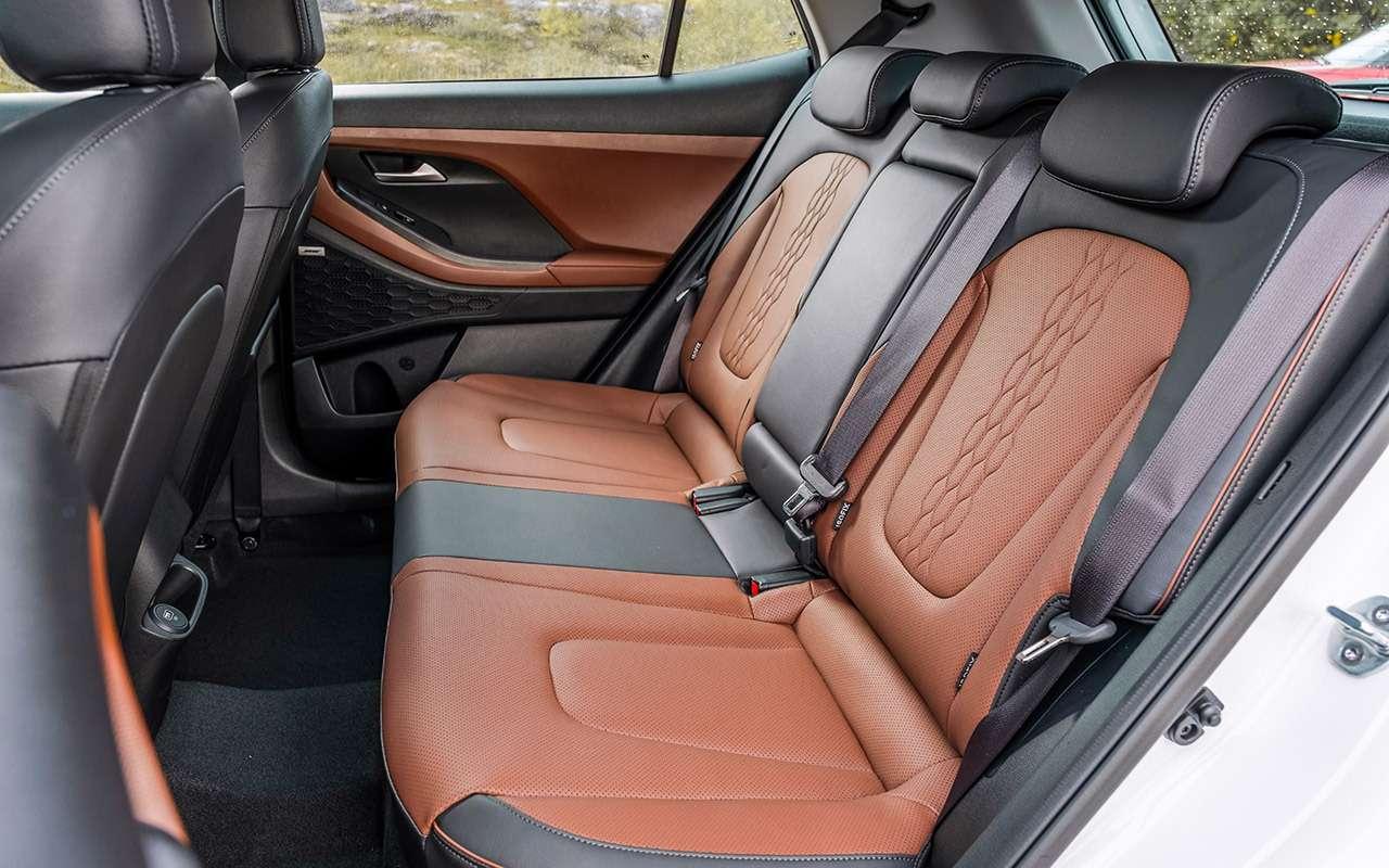 Новая Hyundai Creta: все изменения (бонус— видеотест)— фото 1283990