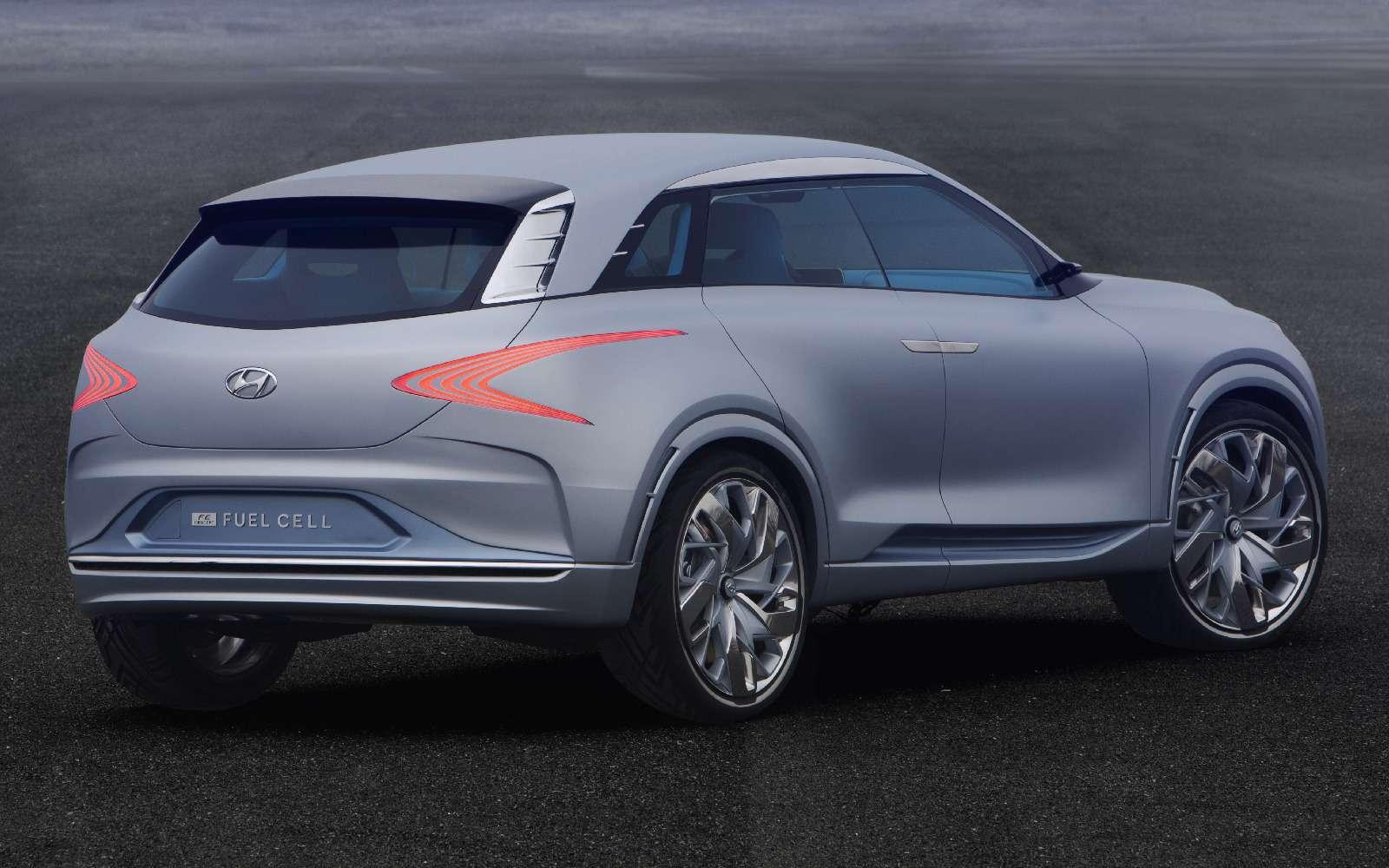 Олимпийский резерв: Hyundai FEFuel Cell станет серийным в2018 году— фото 717599