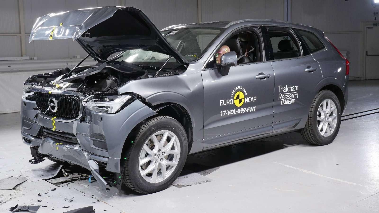 Названы самые безопасные автоновинки прошлого года— фото 834542