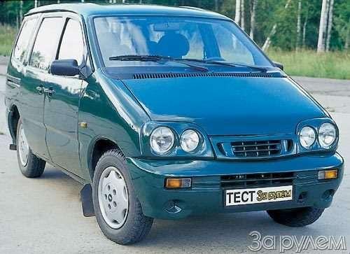 Тест Renault Scenic RX4. Мини-вэн смакси-возможностями— фото 28597