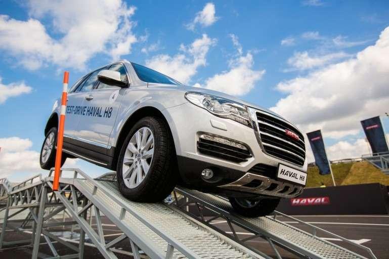 Great Wall возобновит продажи «премиального» кроссовера Haval H8в апреле