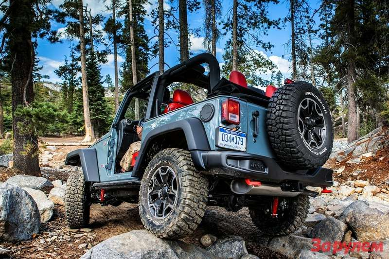 Jeep Wrangler Rubicon 10th Anniversary 2013 1600x1200 wallpaper 10
