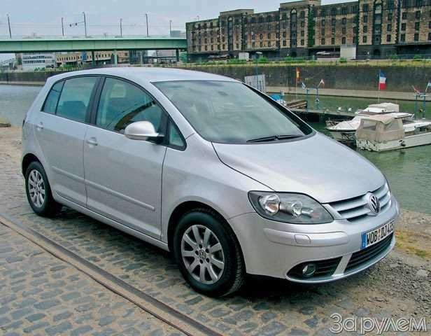 Volkswagen Golf Plus. Вагон задора— фото 58358
