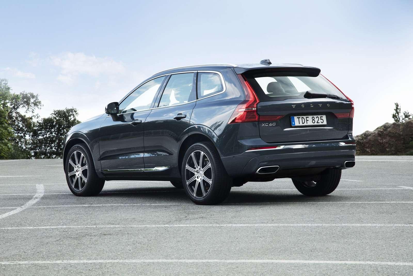 Новый Volvo XC60 подешевел вРоссии— фото 818178
