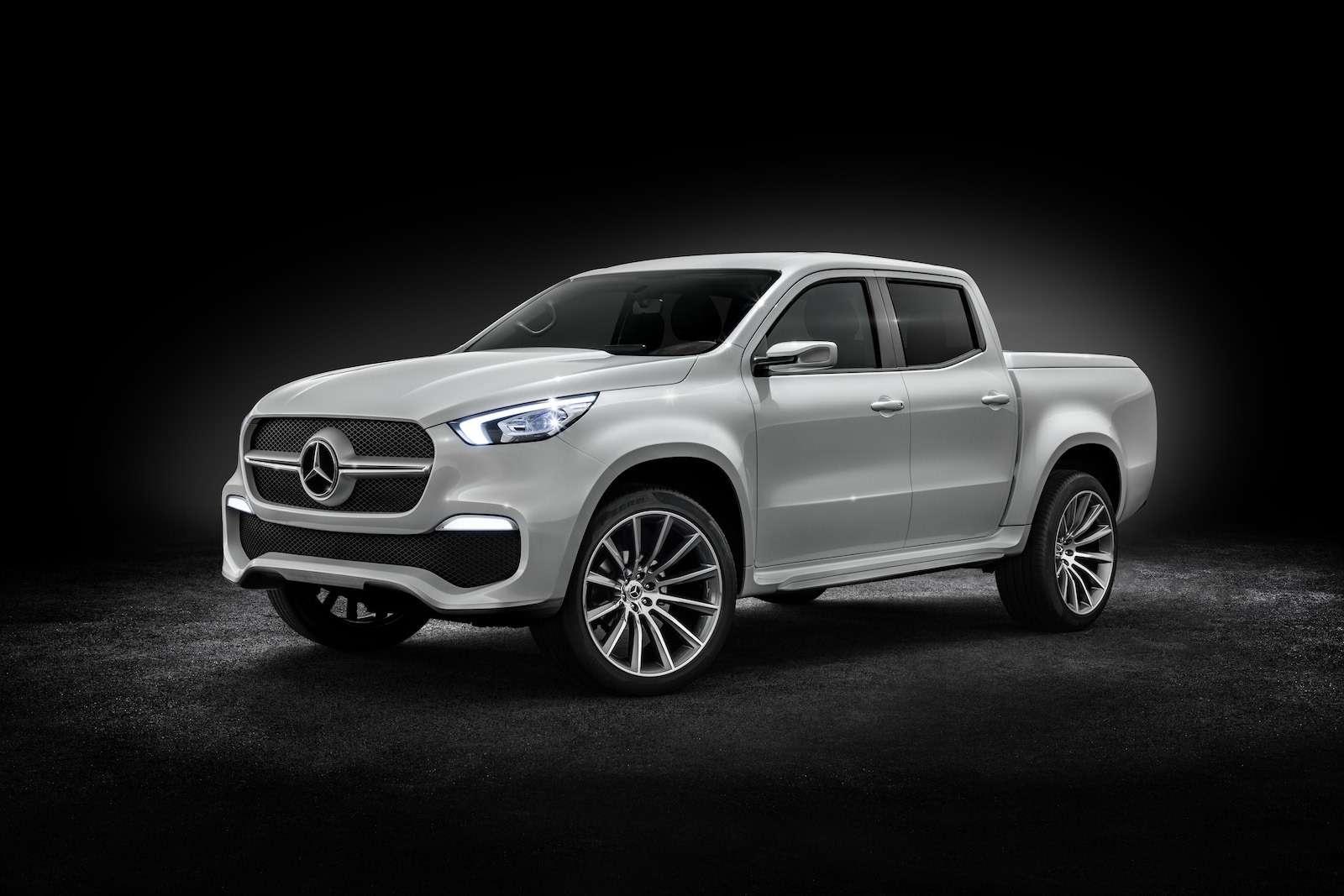 Дело чести: Mercedes-Benz представил пикапы X-класса— фото 654370