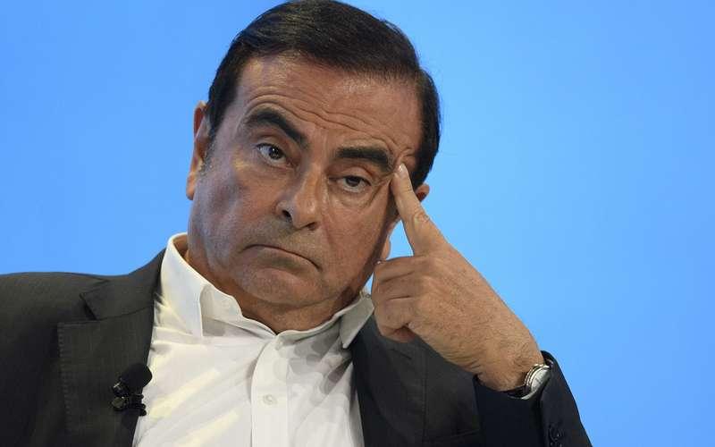 Карлосу Гону предъявили новое обвинение вприсвоении средств Nissan