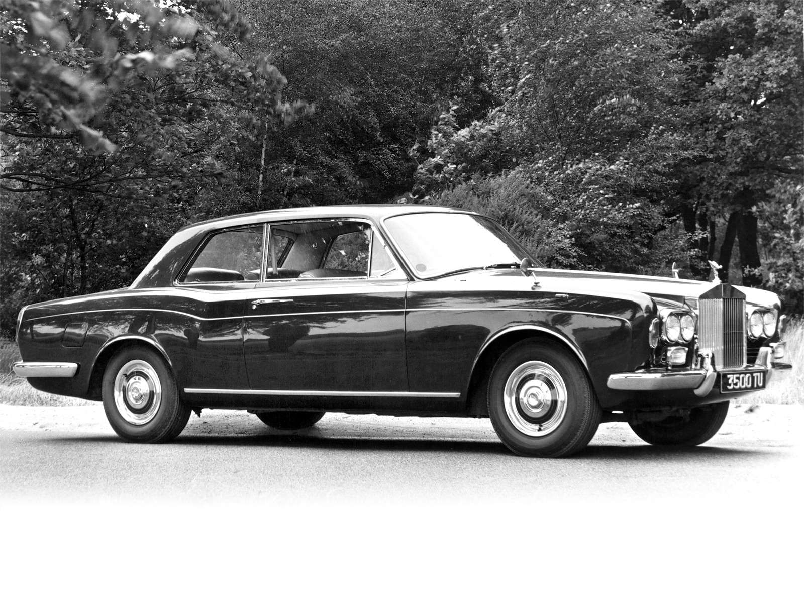 Растянутый Rolls-Royce Silver Shadow: в духе экстаза — фото 601395
