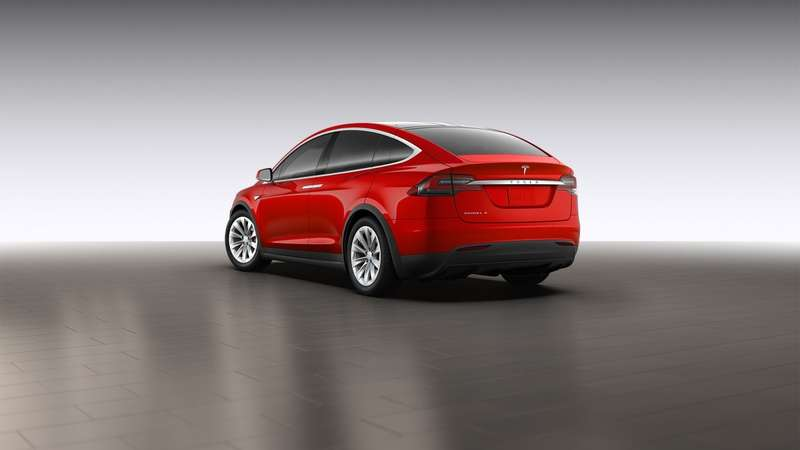 Tesla Model X Signature Series
