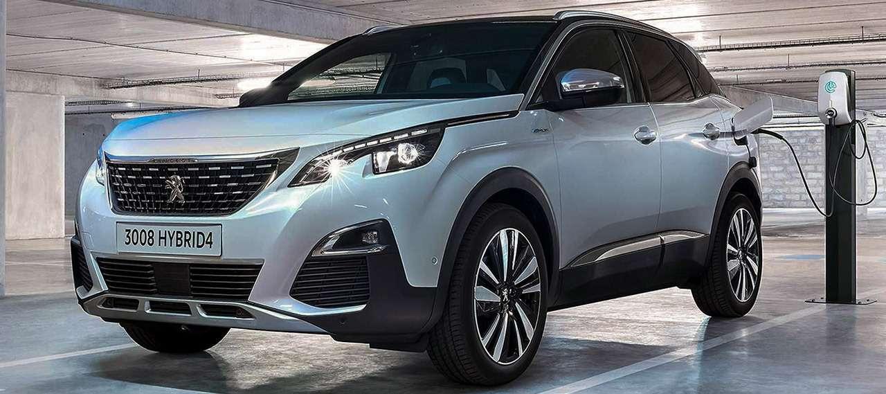 KiaXCeed, Skoda Karoq, Peugeot 3008: тест вцифрах— фото 1158686
