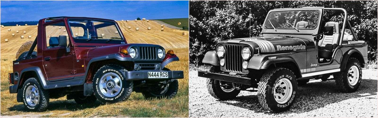 Первые автомобили-клоны: британцы, немцы, шведы...— фото 779920