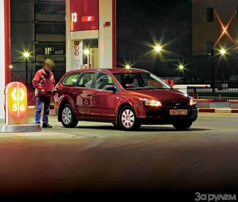 Дизельный Ford Focus:ТРИУМФ ЖАДИНЫ— фото 69439
