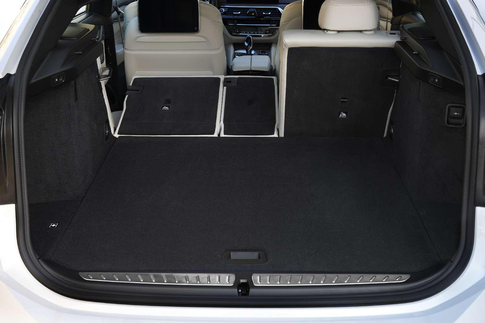 Новый лифтбек BMW 6-й серии Gran Turismo— лучше, чем «сарай»!— фото 764550