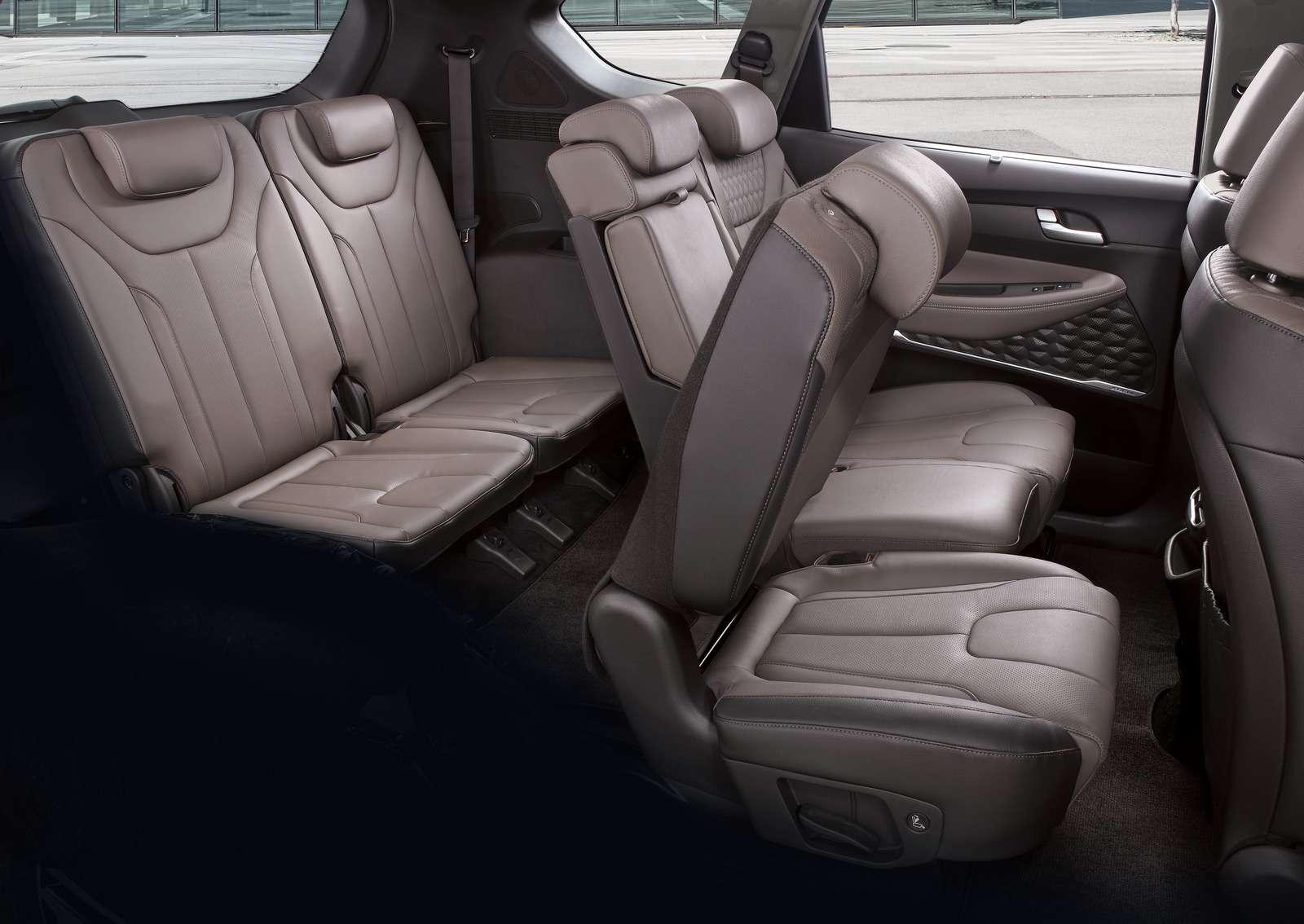 Hyundai рассказала все подробности оSanta Feчетвертого поколения— фото 847672