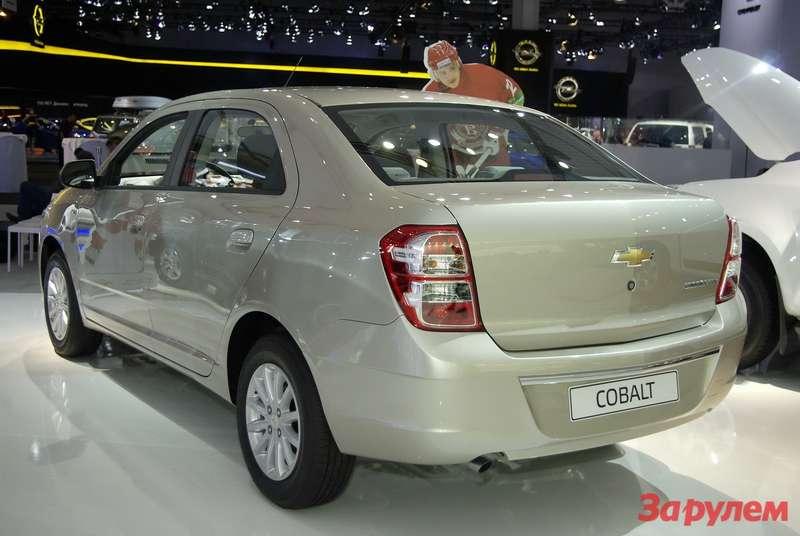 Chevrolet Cobalt_back