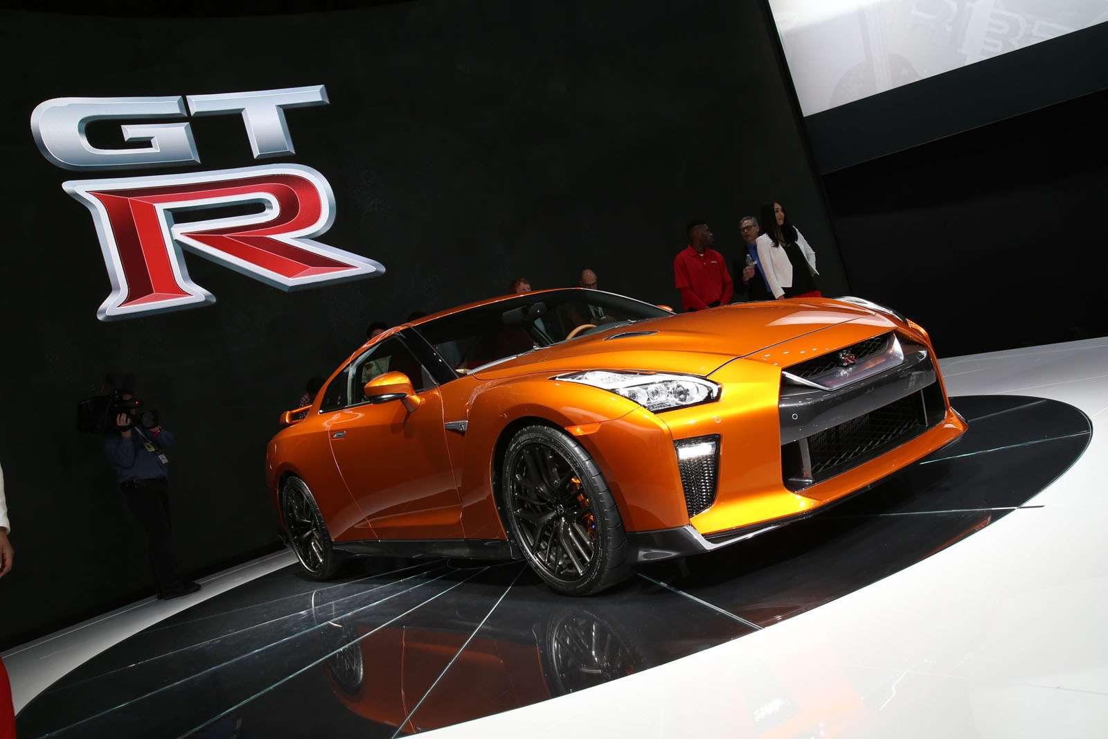 Nissan GR-R