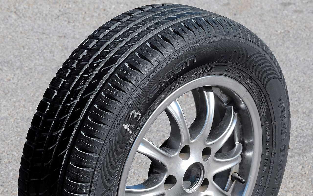 Летние 15-дюймовые шины— большой тест «Зарулем»— фото 1096831