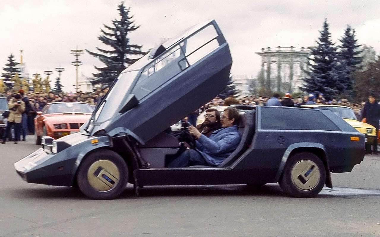 15уникальных самодельных автомобилей времен СССР— фото 809931