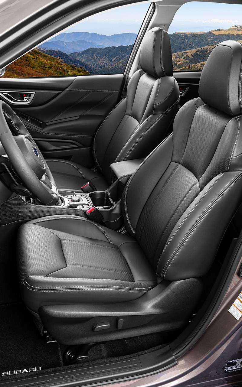 Новый Subaru Forester— тест-драйв без наддувательства— фото 930679