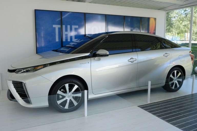 Водородные автомобили станут конкурентноспособными к2025 году