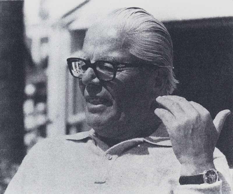 Наиболее известный снимок Джованни Батисты, уже— Пининфарины (2.11.1893— 3.04.1966гг.)