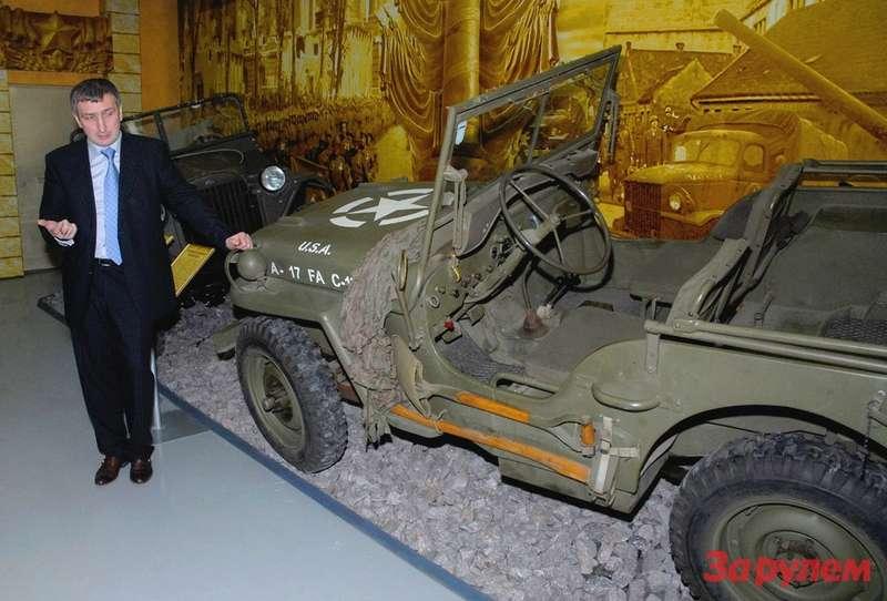 Известный реставратор иколлекционер Вячеслав Лен рассказывает освоих машинах.
