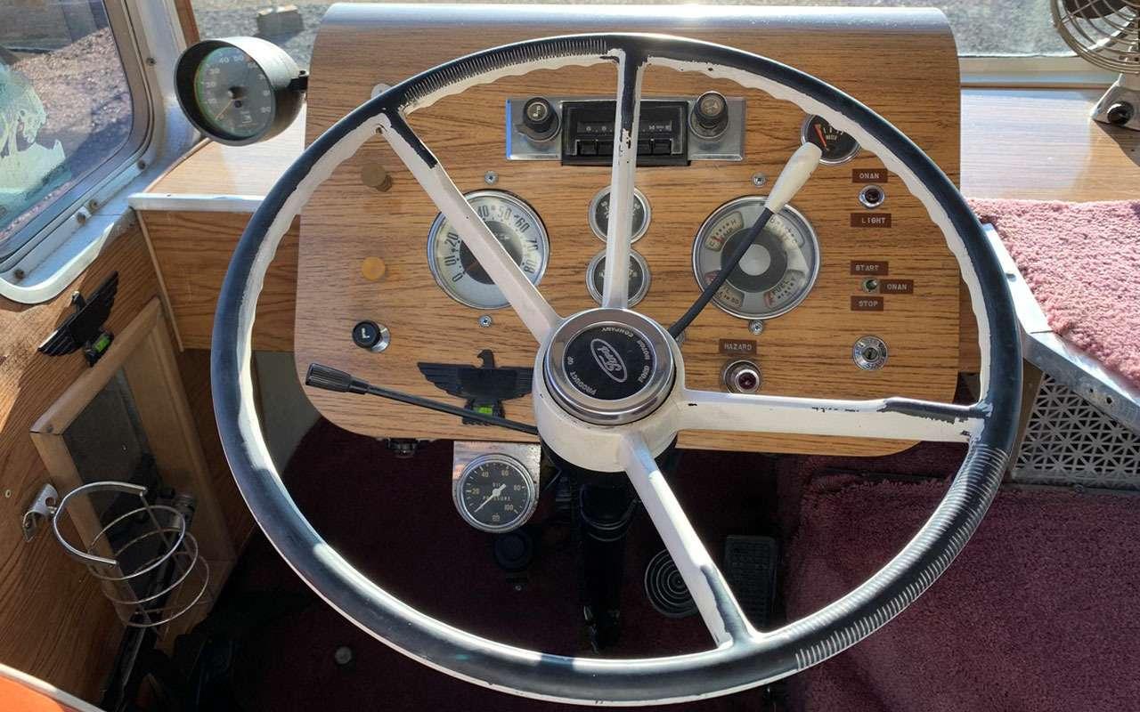 Лучший автодом 60-х! Алюминий сзолотой отделкой! Продается!— фото 1138592