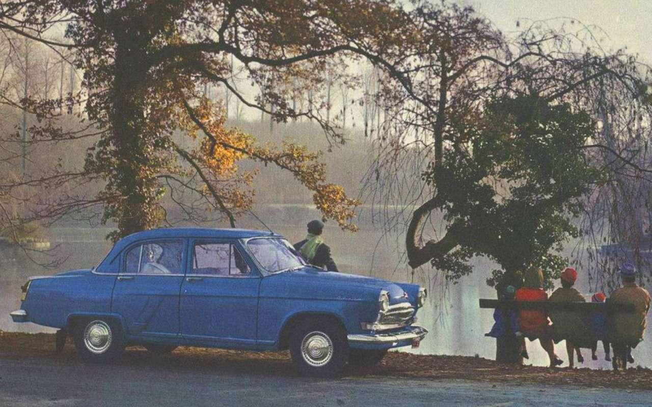 14советских автомобилей сдизелем— почему ихотнас скрывали— фото 954431