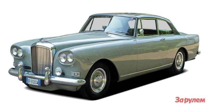 1963. Bentley S3Continental Coupé
