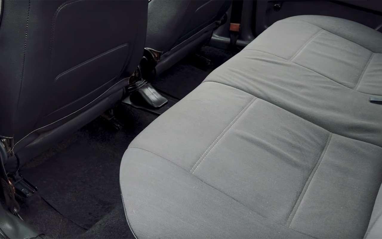 Тасамая реэкспортная Lada Samara: тест машины-мечты из90-х— фото 1020763
