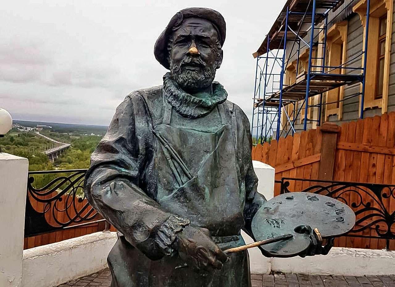 Путешествие воВладимир: шотландский замок, католический собор исредневековая кузня— фото 776162